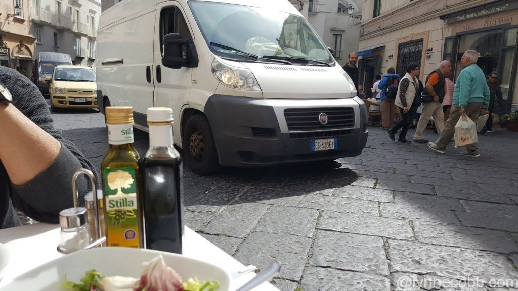 Eating our way through Italy