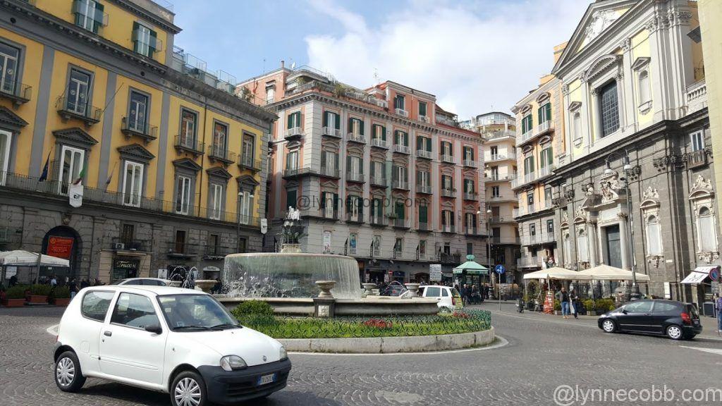 Piazza - Napoli, Italy